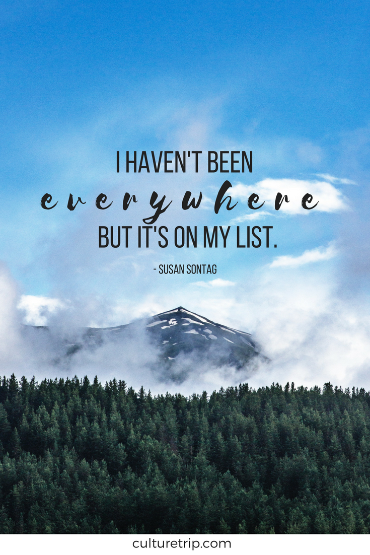 The Most Inspiring Travel Quotes You Need In Your Life I Travel
