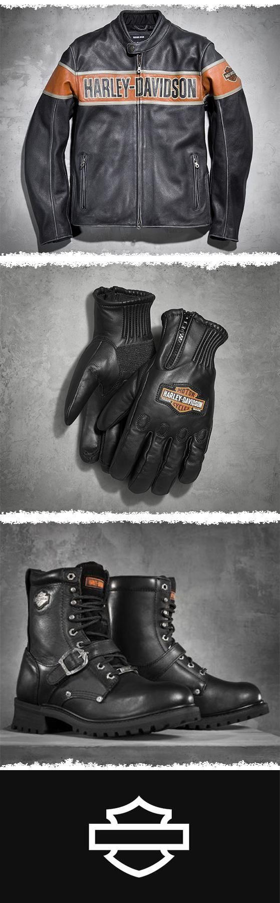 give him something he'll actually wear. | harley-davidson gifts for