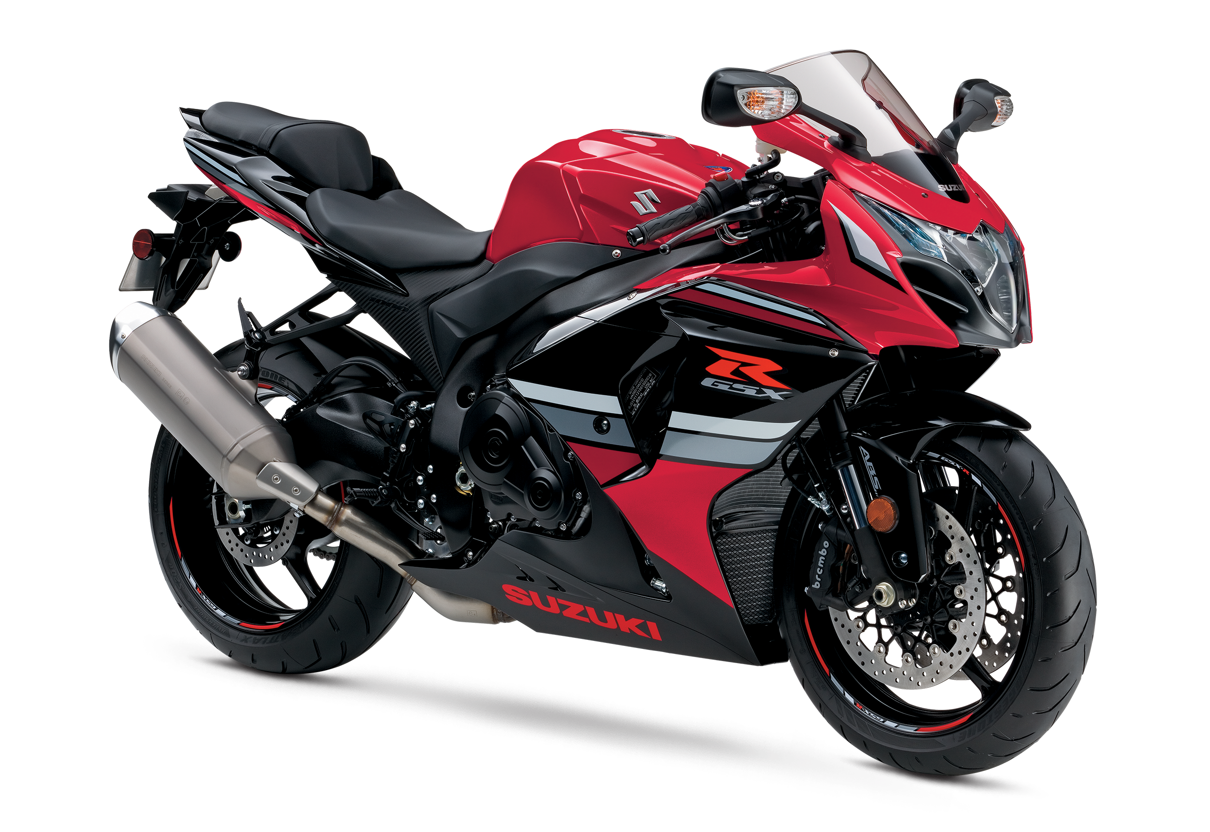 Suzuki unveils red black 30 year commemorative edition 2016 gsx r1000 at indy motogp