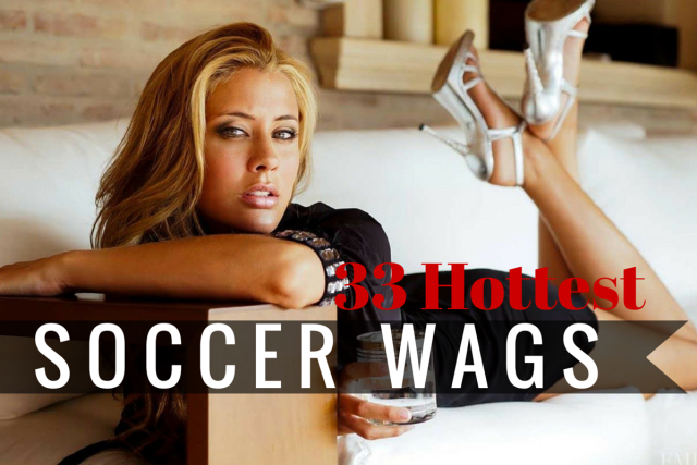 33 Hottest Soccer Wags Soccer Wags Major League Soccer