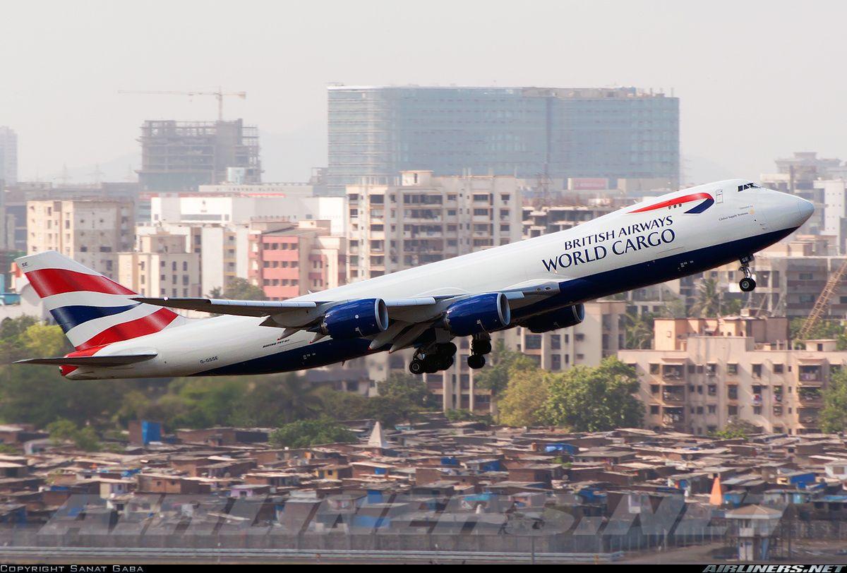 British Airways World Cargo (Global Supply Systems) G-GSSE Boeing 747-87UF/SCD aircraft picture