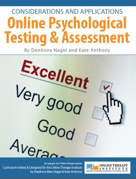 Online Psychological Testing  Assessment Counseling Dx