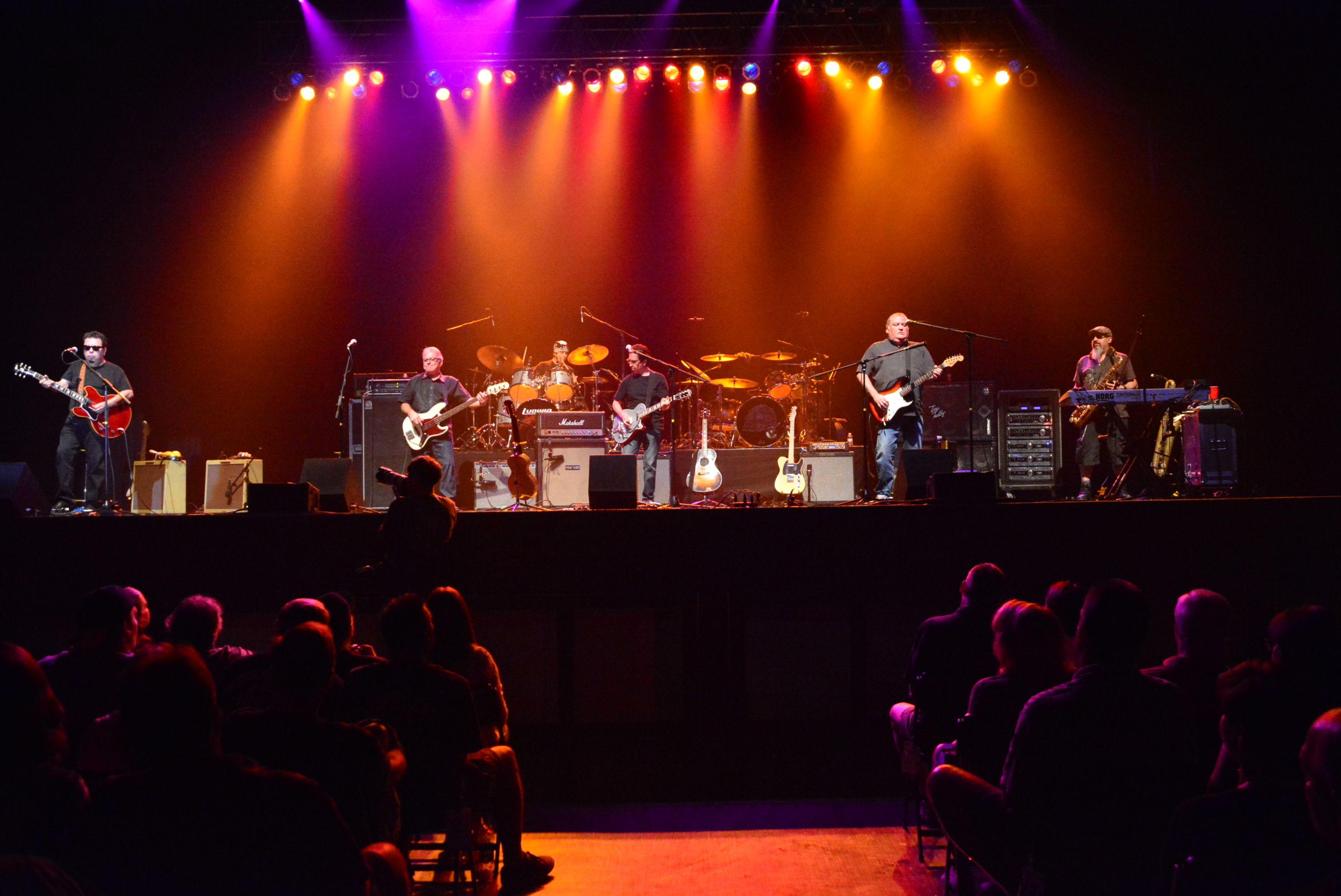 Los Lobos 7/10/2013