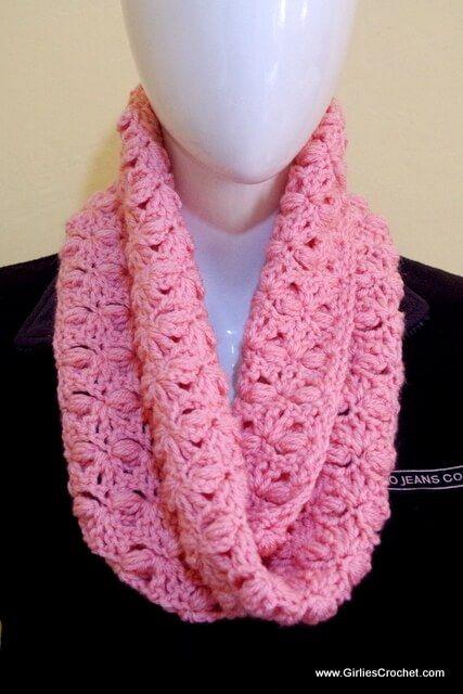 Elizabeth Crochet Cowl | Crochet bufanda, El cabello y Cabello
