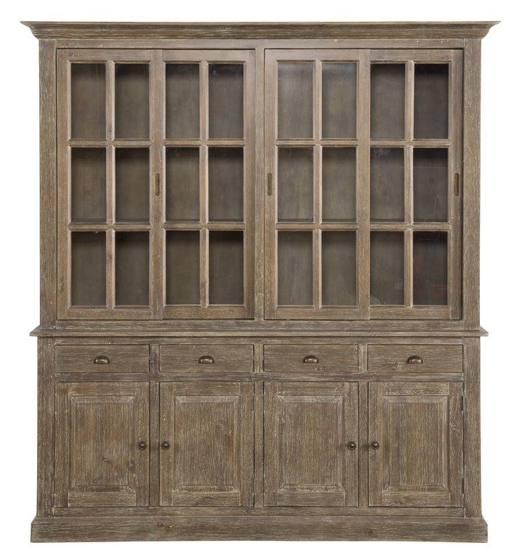 Best Gerald 4 Drawer Sliding Door Accent Cabinet With Images 400 x 300