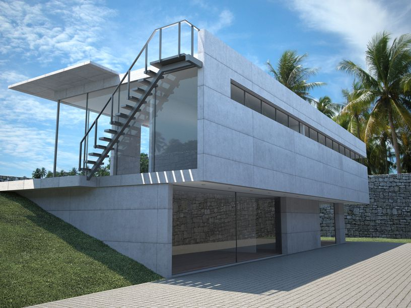 19 modern home design plans showcasing architectural talent