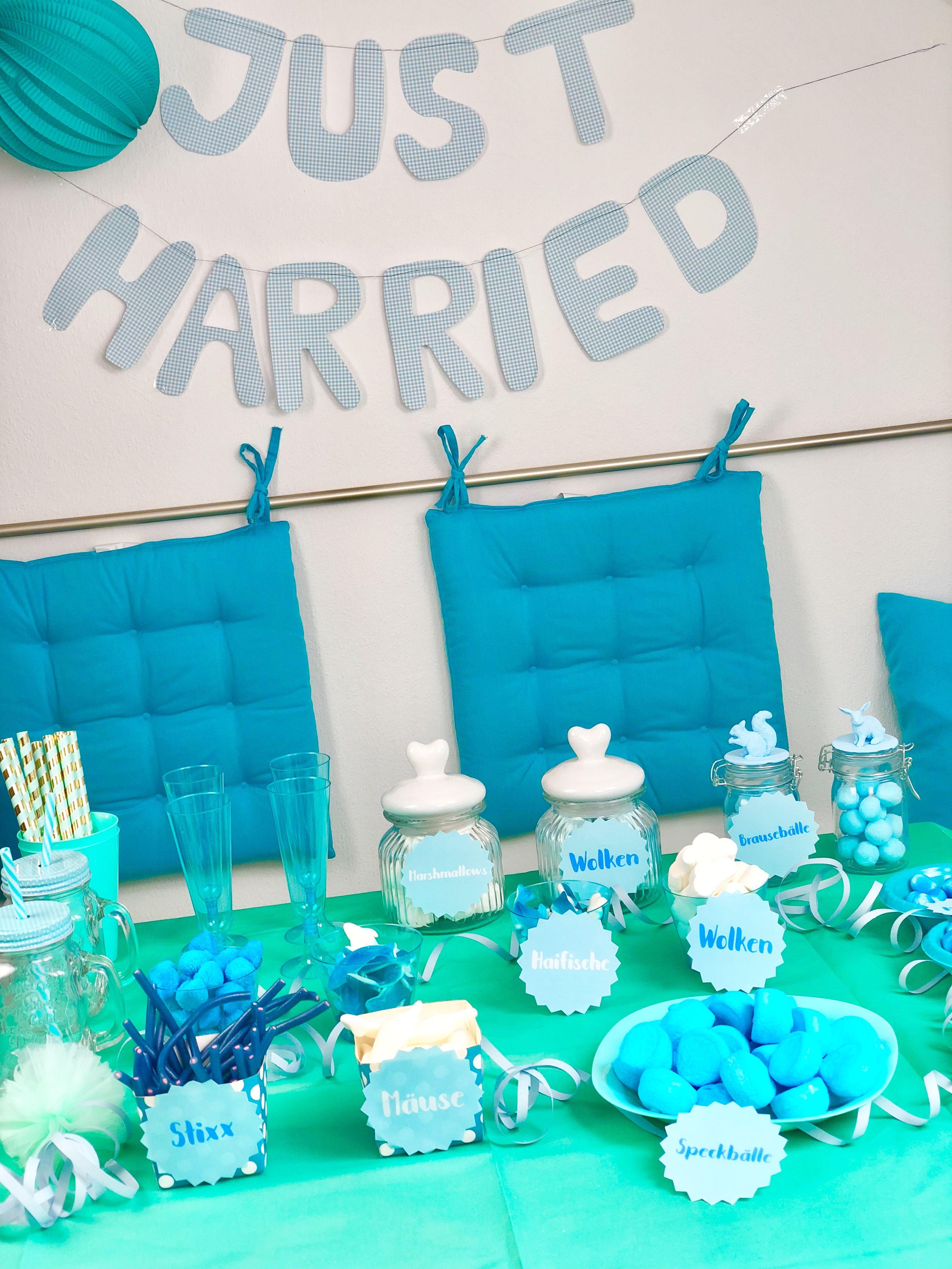 Candy Bar selber machen zur Hochzeit oder zum Geburtstag   Pinterest ...