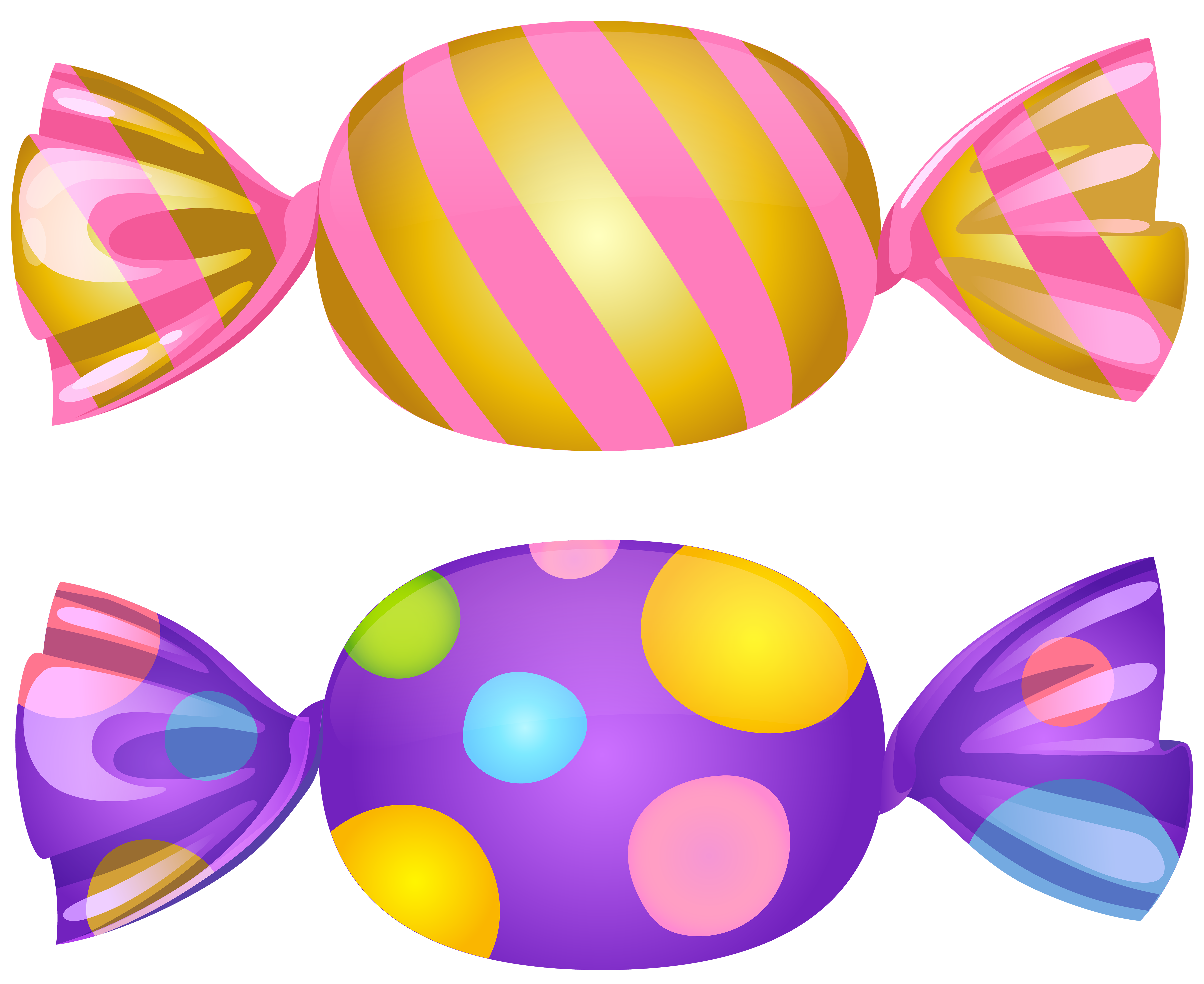 Candy Transparent Png Clip Art Gallery Yopriceville High