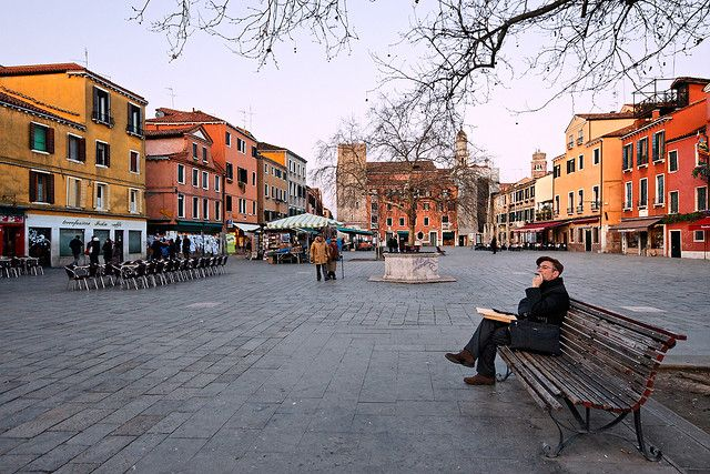 Campo Santa Margherita Venezia Venice Hotels Best Of Italy Italy Honeymoon