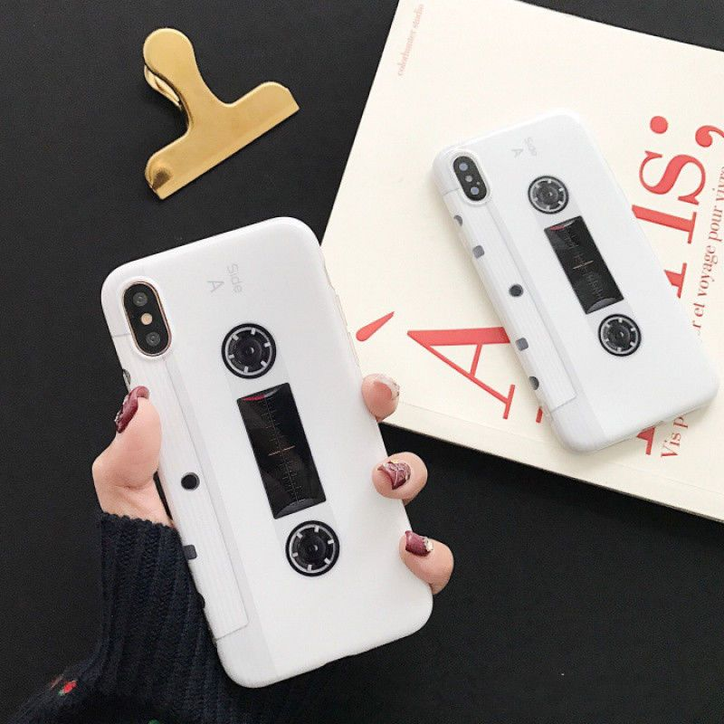 Music Tape Phone cases For iphone X XR XS Max