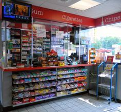 interiors of a convenience store - Google Search | Ideas for the ...