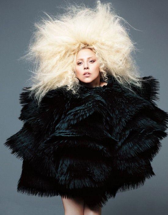 Lady Gaga, september issue