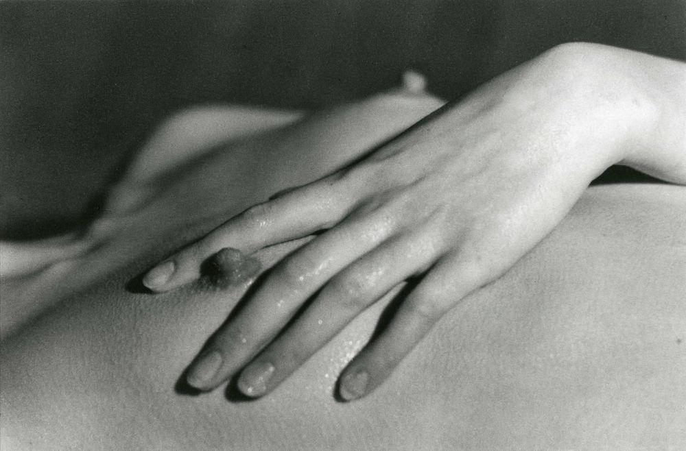"Bertrand FEVRE (né en 1957) - ""K., Hands"
