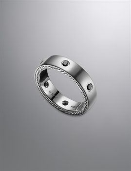 david yurman mens wedding bands band rings davidyurmancom - David Yurman Mens Wedding Rings