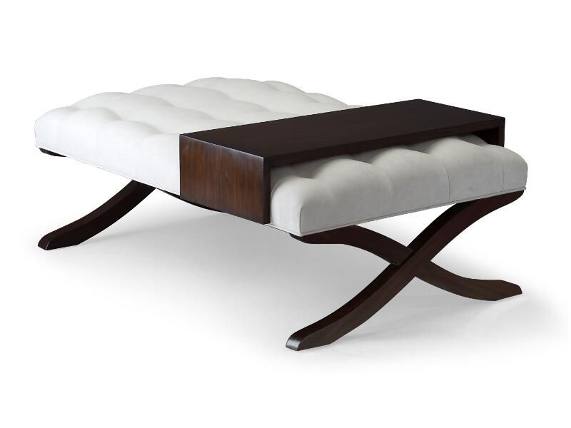 French Connection Ottoman Table Christopher Guy | Barrymore Furniture