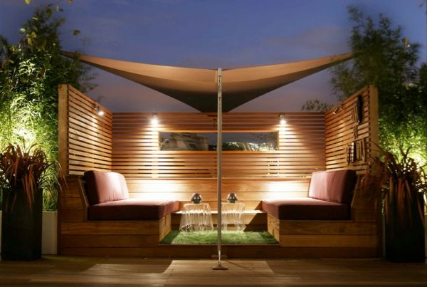 Terrasse en bois ou composite id es merveilleuses pour l for Idee de terrasse en bois