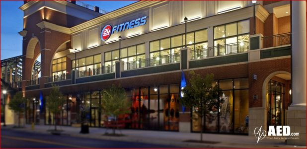 Aed Save At 24 Hour Fitness 24 Hour Fitness La Fitness La Fitness Gym