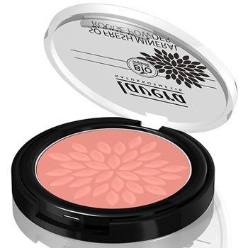 Lavera Organic & Natural Cosmetics - Trend Make Up Blusher 01 Charming Rose £12.90