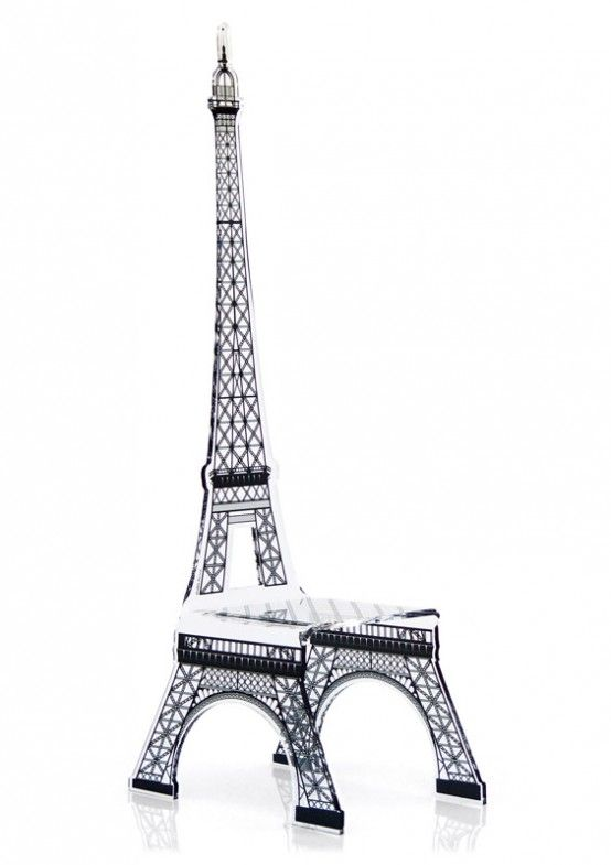Good Cool Paris Themed Room Ideas And Items | DigsDigs