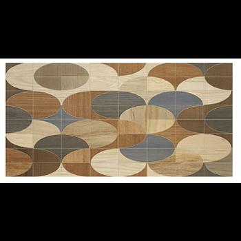 Kerwood Geo Mix Act Rectified Ceramic Wall Tile 12 X 24 In The Tile Shop Ceramic Wall Tiles The Tile Shop Wall Tiles
