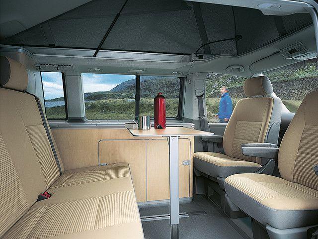 comfy interior vw t3 t4 t5 volkswagen vw t5 vw camper. Black Bedroom Furniture Sets. Home Design Ideas