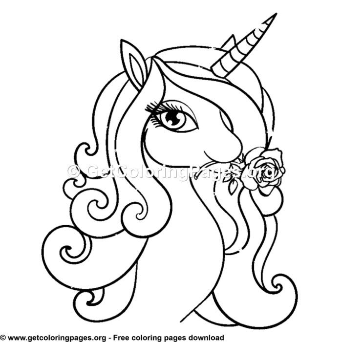 111 Cute Cartoon Baby Unicorn Coloring Pages Unicorn Coloring Pages Cute Coloring Pages Horse Coloring Pages
