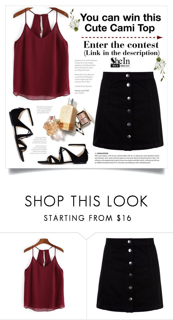"""Link here ⤵⤵⤵"" by yexyka ❤ liked on Polyvore featuring New Look and Chloe Gosselin"