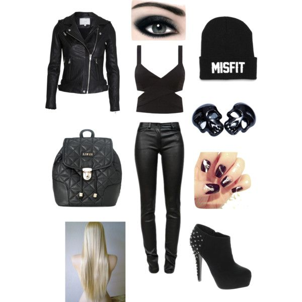 Cute Punk Outfits - Google Search | Things | Pinterest | Punk Outfits Punk And Rocker Fashion