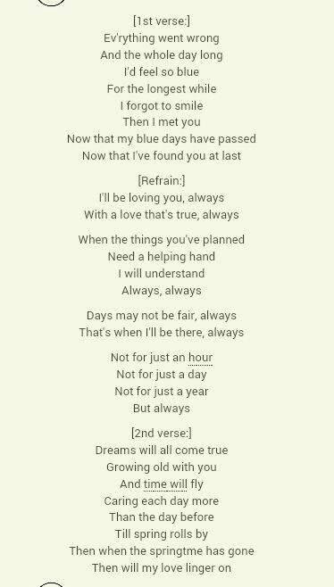 Till the day that i found you lyrics