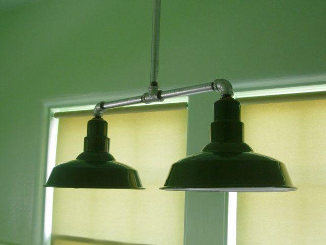 Vintage Barn Lights Original Reclaimed And