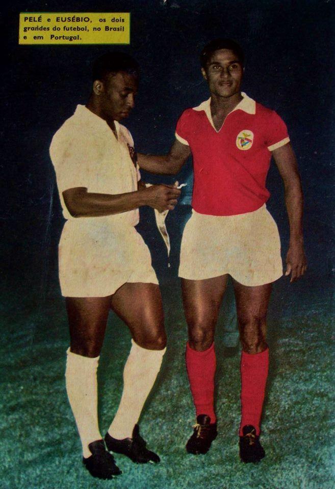 Eusébio & Pelé