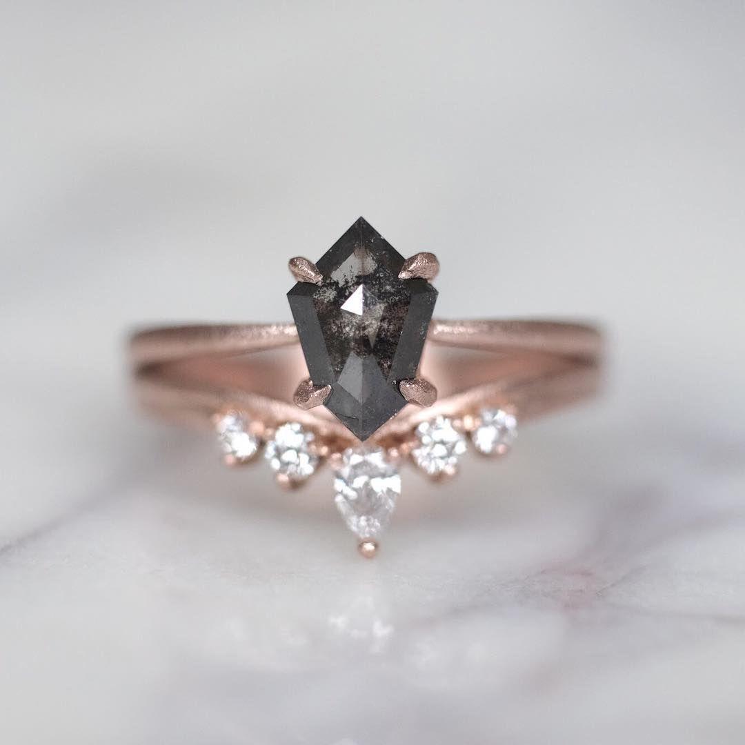 Point no point studio on instagram ucgeometric black diamond
