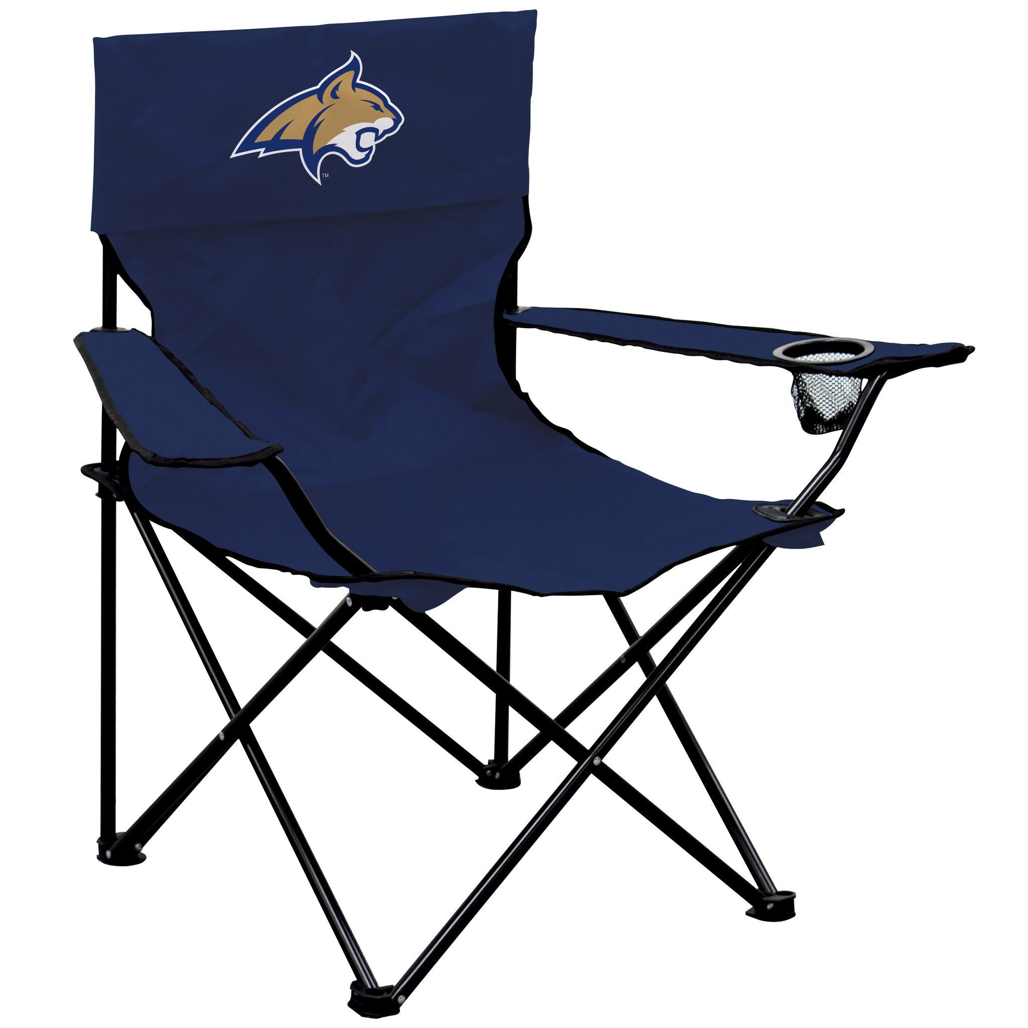 Outdoor Camp Chair Montana State Bobcats 810020MTST