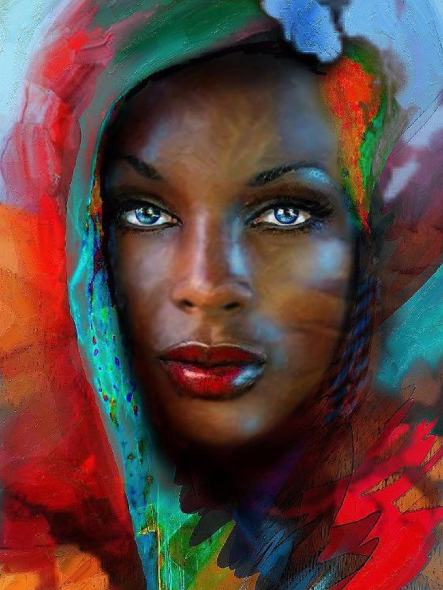 #woman##art# Diversity