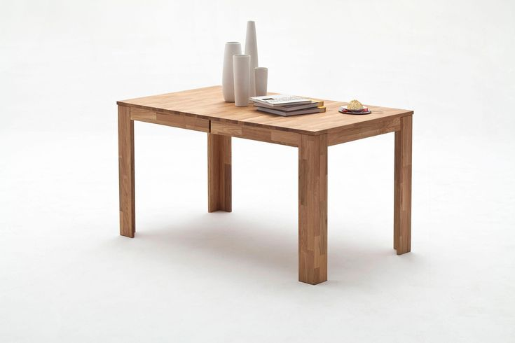 table wild oak solid extensible dining table extendable