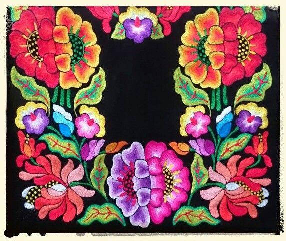 Dibujos Flores De Mexicanas