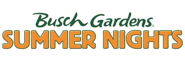 Busch Gardens Hours Summer Nights 2018