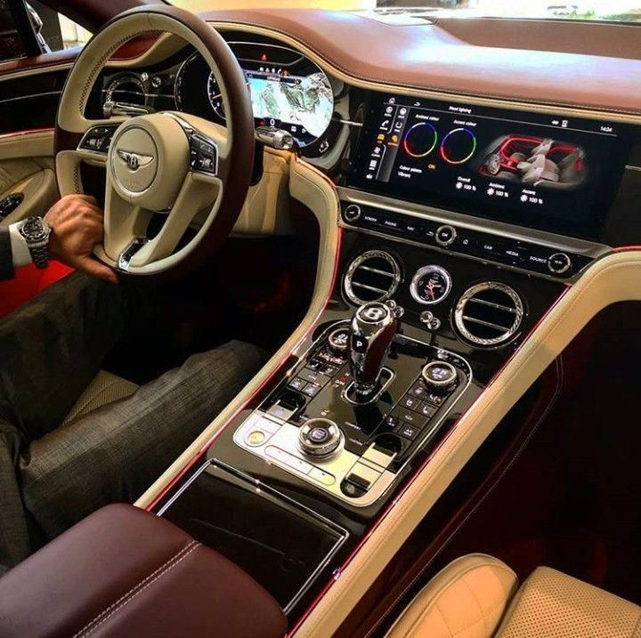 Bentley Interior Luxury Car: Luxury Interior Suv #Cx5Interior #InteriorForCars