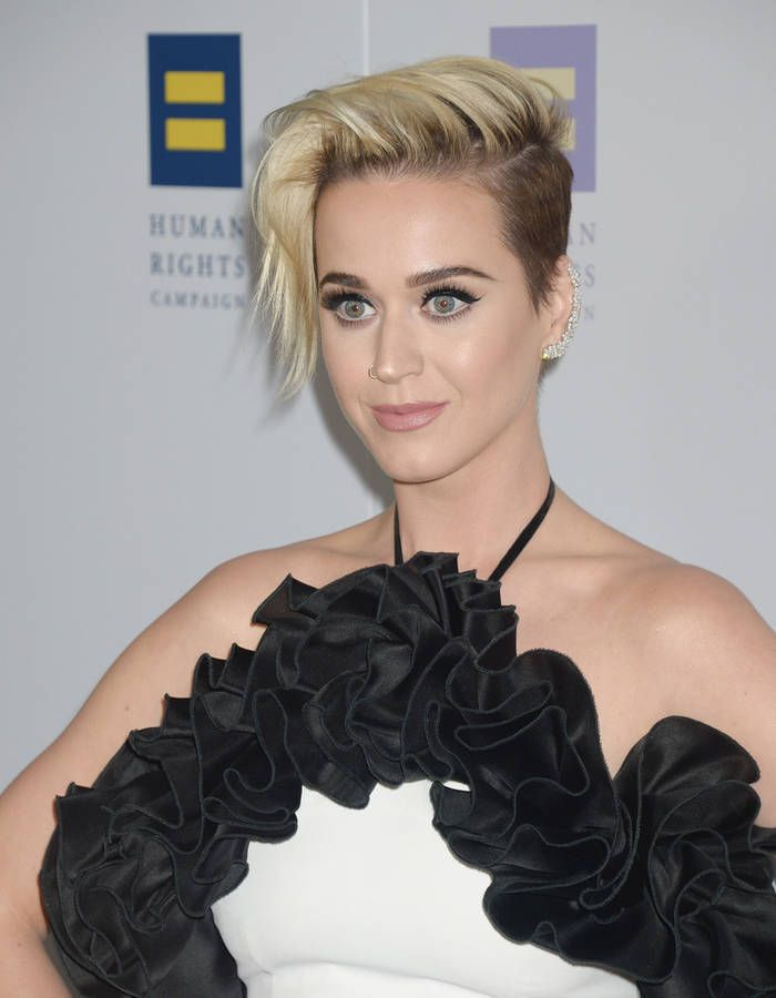 23++ Coiffure courte katy perry inspiration