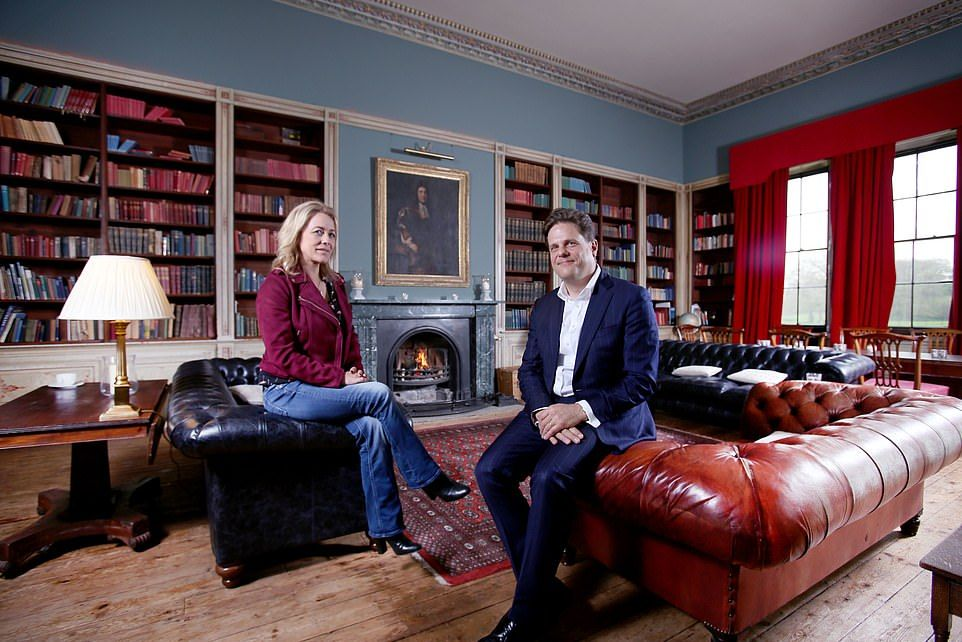 Sarah Beeny's £440,000 ;nightmare' mansion sells for £1
