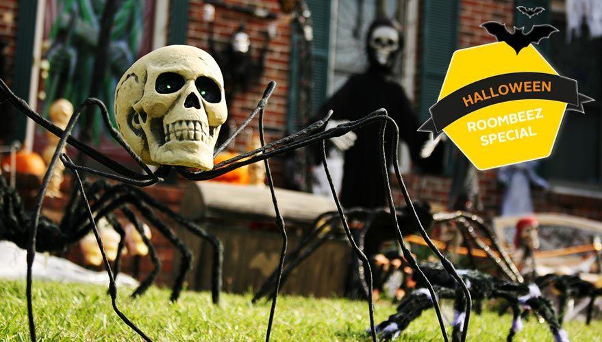 50 gruselige Halloween Party-Ideen für Drinnen & Draußen    #Halloween #Deko #Party
