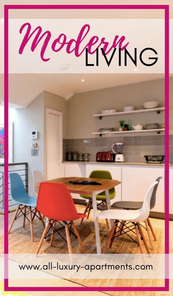Find the best modern apartments in London, Paris, Prague ...