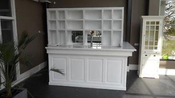Huisbar bar standaard en op maat gemaakt saloninrichting