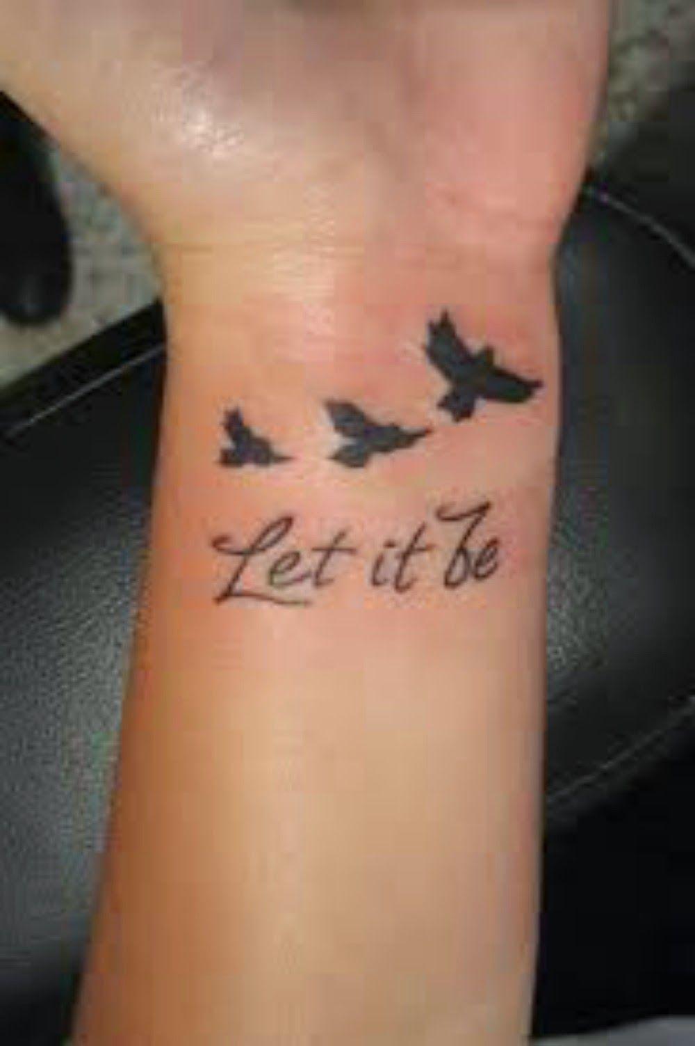 Immagine correlata | Piccolo tatuaggio al polso, Tatuaggi ...