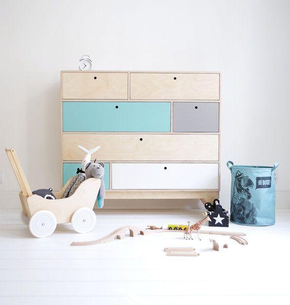 KLOPS. plywood bureau / handmade chest of drawers#designideas #designinspiration #designlovers #designersaree #designsponge #designersarees #designbuild #designersuits #fashionmuslim #scandinaviandesign #industrialdesign #nailsdesign #nailartist