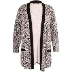 Photo of Verpass – Cardigan im Zebra-Print