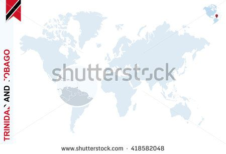 Pin by cristian chiriac on trinidad and tobago pinterest tobago world map with magnifying on trinidad and tobago blue earth globe with trinidad and tobago flag pin zoom on trinidad and tobago map gumiabroncs Images