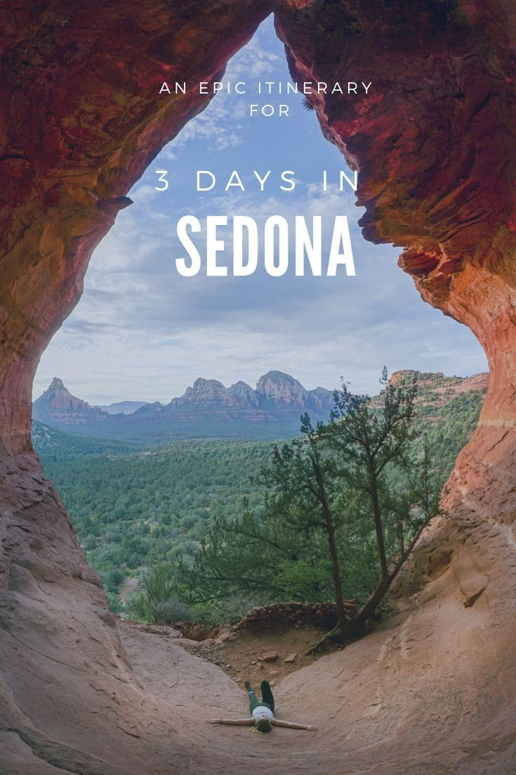 3 Days in Sedona - Your Itinerary for an Epic Trip