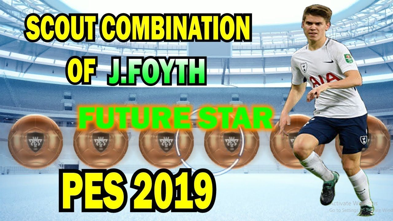 Two Scout combination of JUAN FOYTH || Scout combination PES 2019