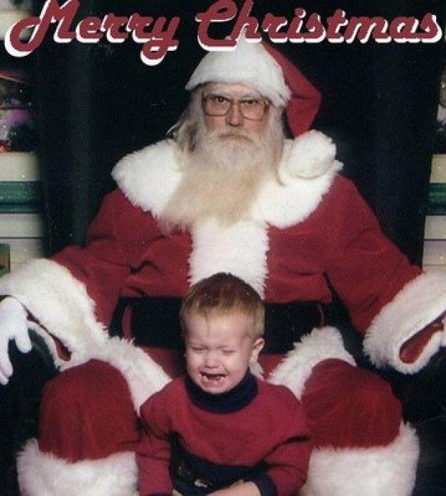 Get Santa some egg nog, stat!